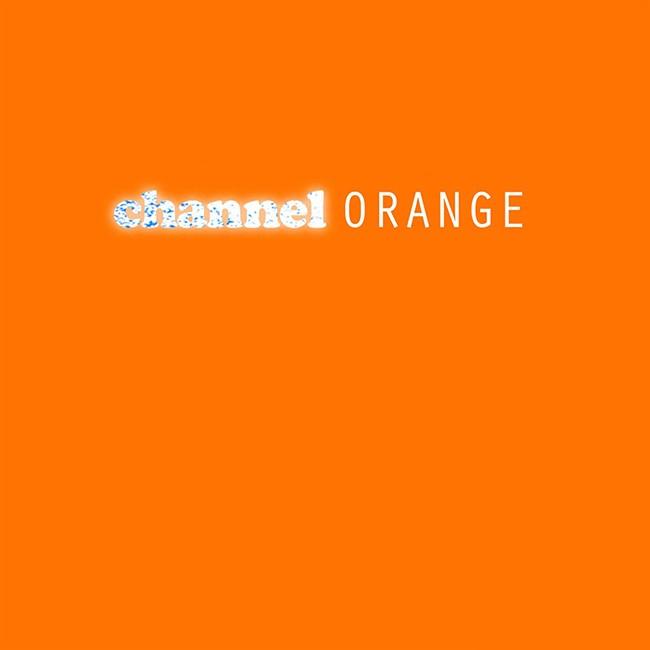 4. Frank Ocean, Channel Orange