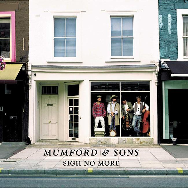 18. Mumford & Sons, Sigh No More