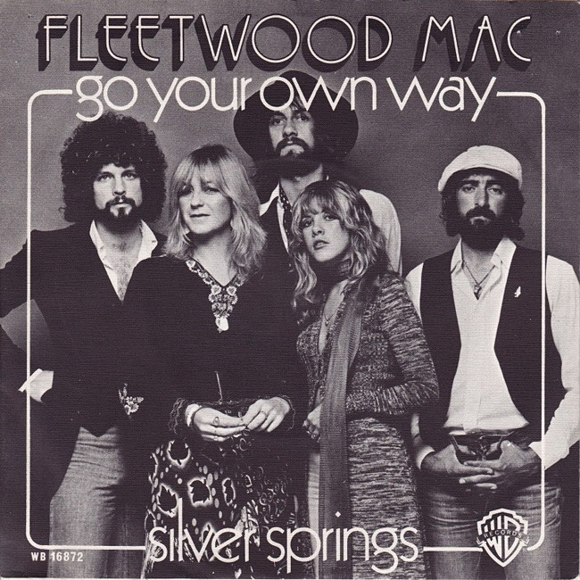 """""""Go Your Own Way"""" by Fleetwood Mac"""