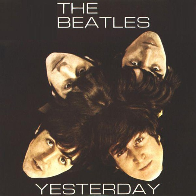 """""""Yesterday"""" by The Beatles"""