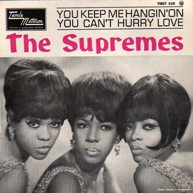 """You Keep Me Hangin' On"" by The Supremes"