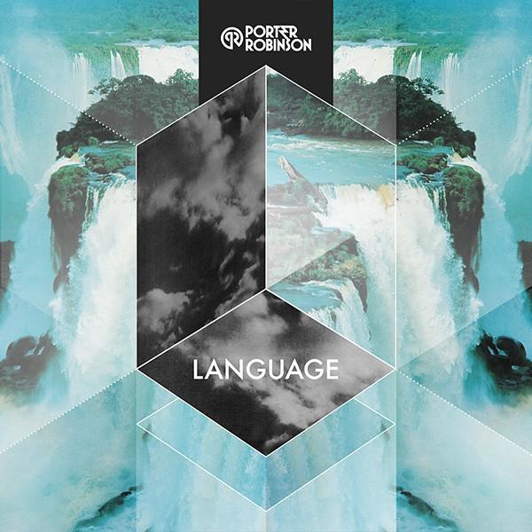 Porter Robinson, Language
