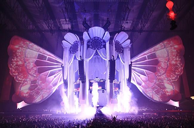Sensation Music Festival