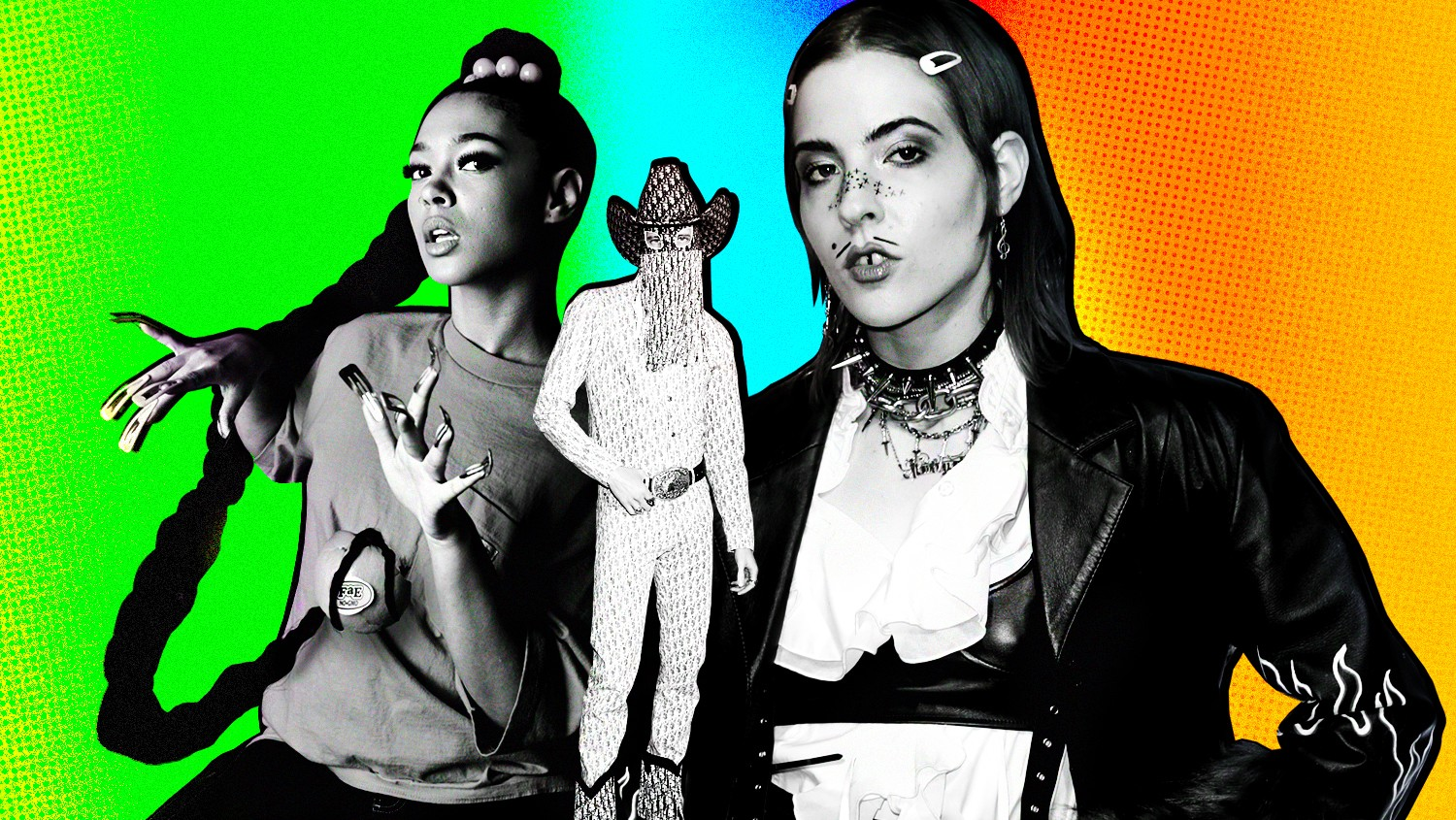 Dizzy Fae, Orville Peck and Dorian Electra