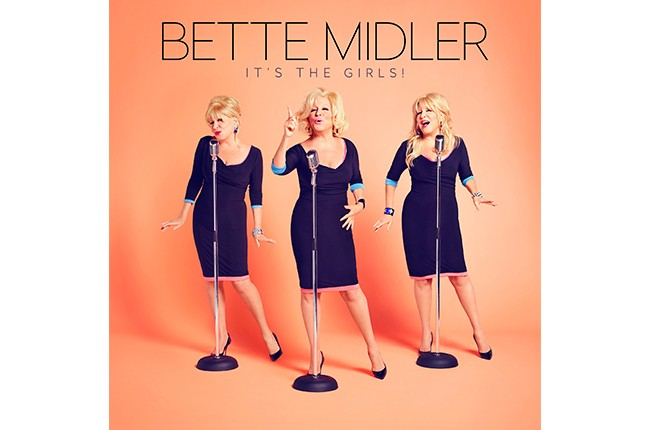 Bette Midler's It's The Girls 2014 Album