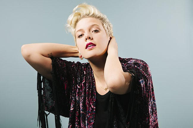 Betty Who Billboard Session Photos