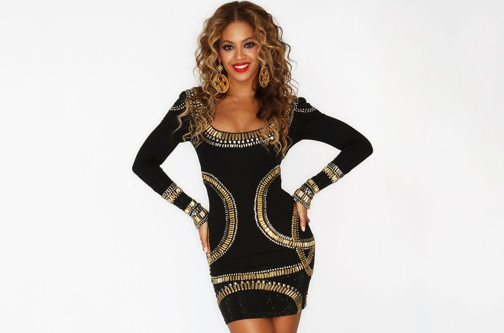 Beyonce in 2009