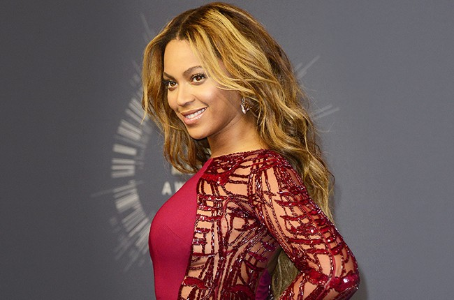 Beyonce in 2014