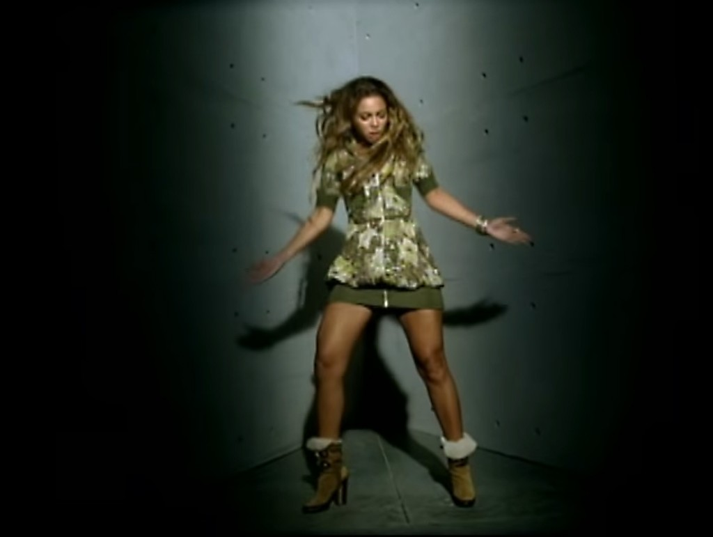 "Beyonce, ""Ring The Alarm"""