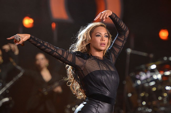 Beyonce 'Chime for Change' concert
