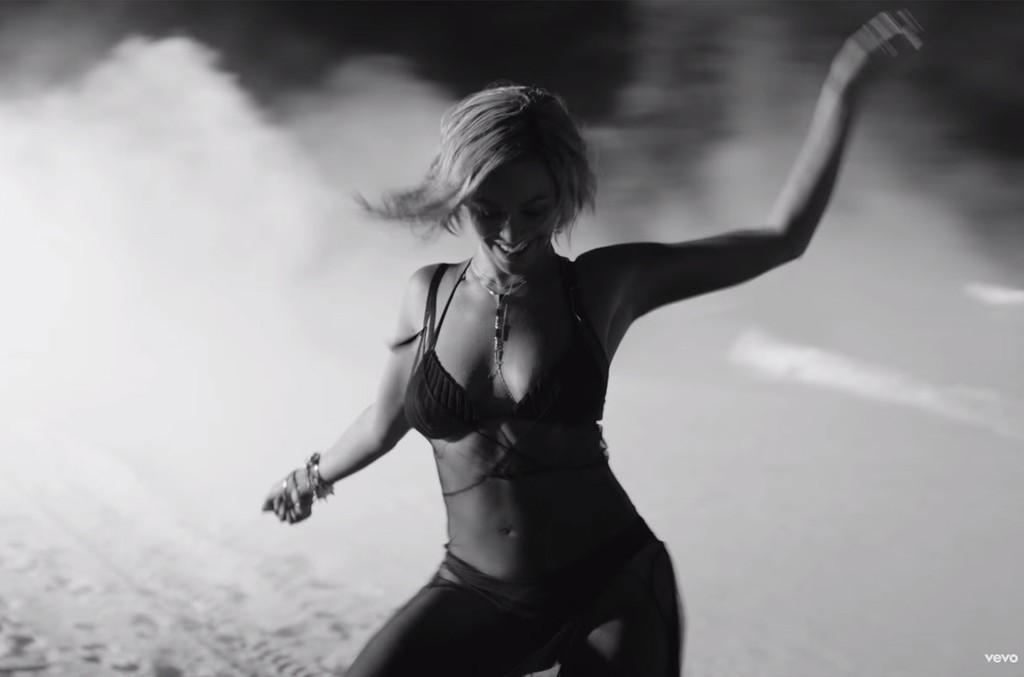 "Beyoncé ft. JAY Z ""Drunk in Love"""