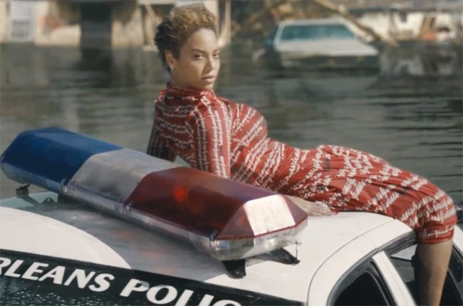 "Beyonce, ""Formation"", 2016"