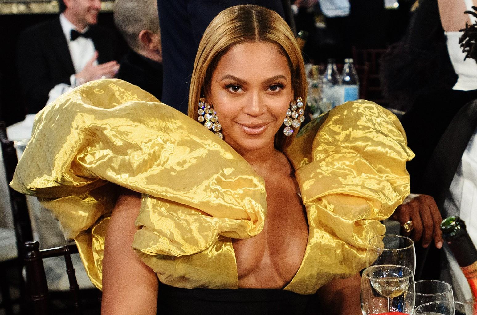 Beyonce, Golden Globe Awards