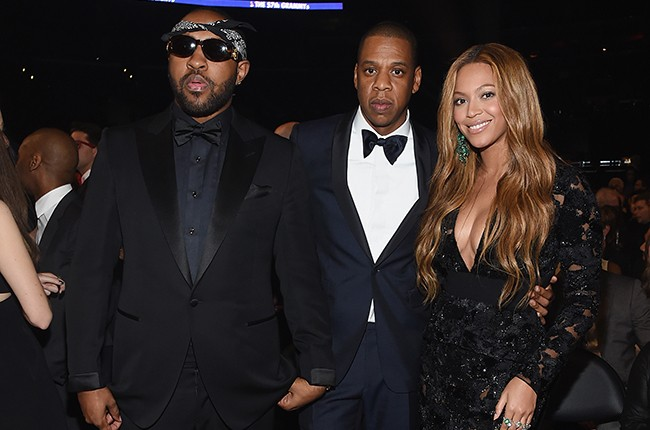 Mike Will Made It, Jay Z and Beyonce