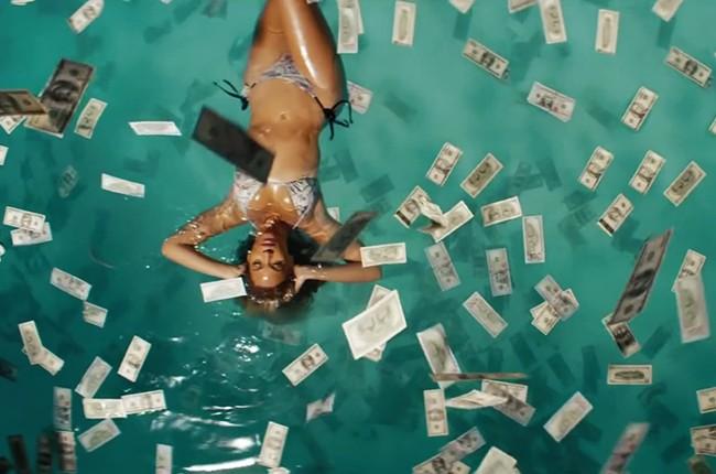"""Beyonce in """"Run"""""""