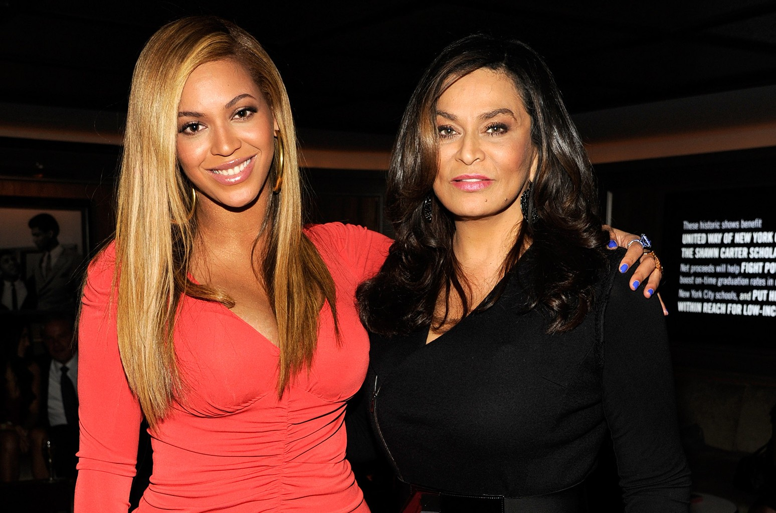 Tina Knowles-Lawson Reveals 'Beyoncé' Is Her Maiden Name | Billboard