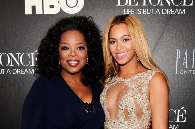 Beyonce, Oprah Winfrey