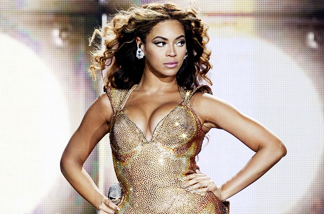 Beyonce performs at the Staples Center on July 13, 2009 in Los Angeles, California.