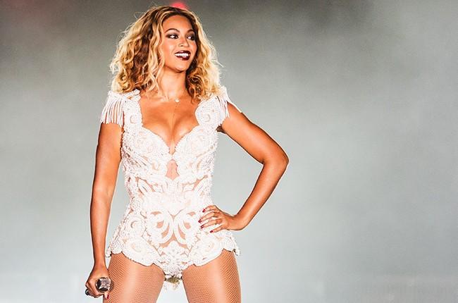 Beyonce Rock in Rio Festival on September 13, 2013