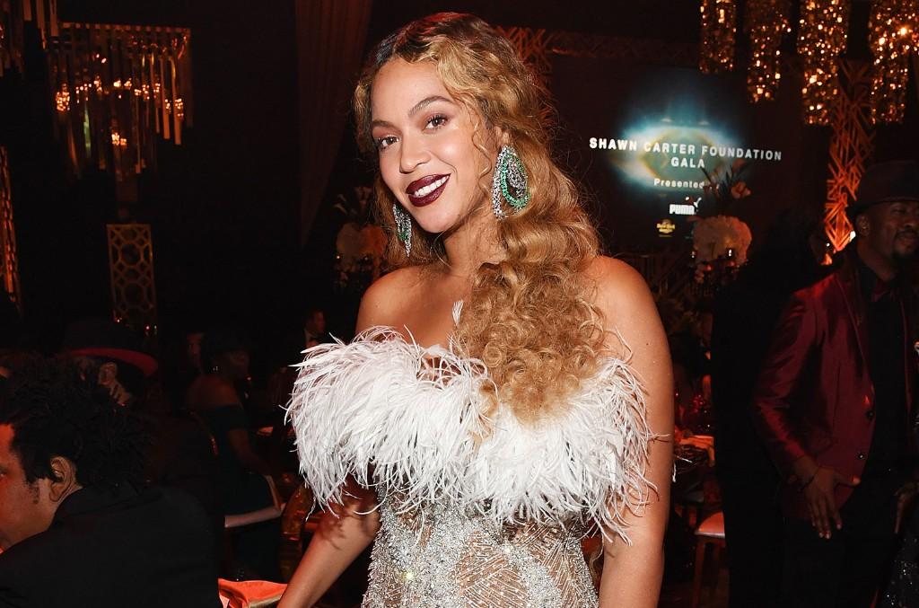 Beyonce, Shawn Carter Foundation Gala