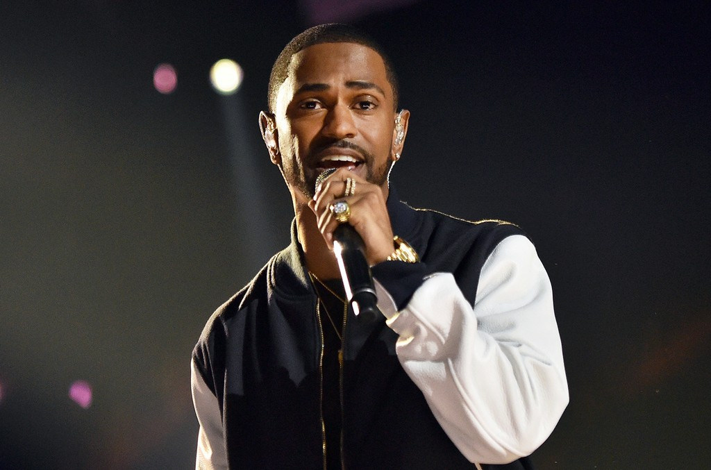 Big Sean performs in 2016