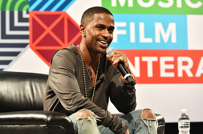 Big Sean speaks onstage at 'CRWN Interview: Big Sean' during the 2015 SXSW Music