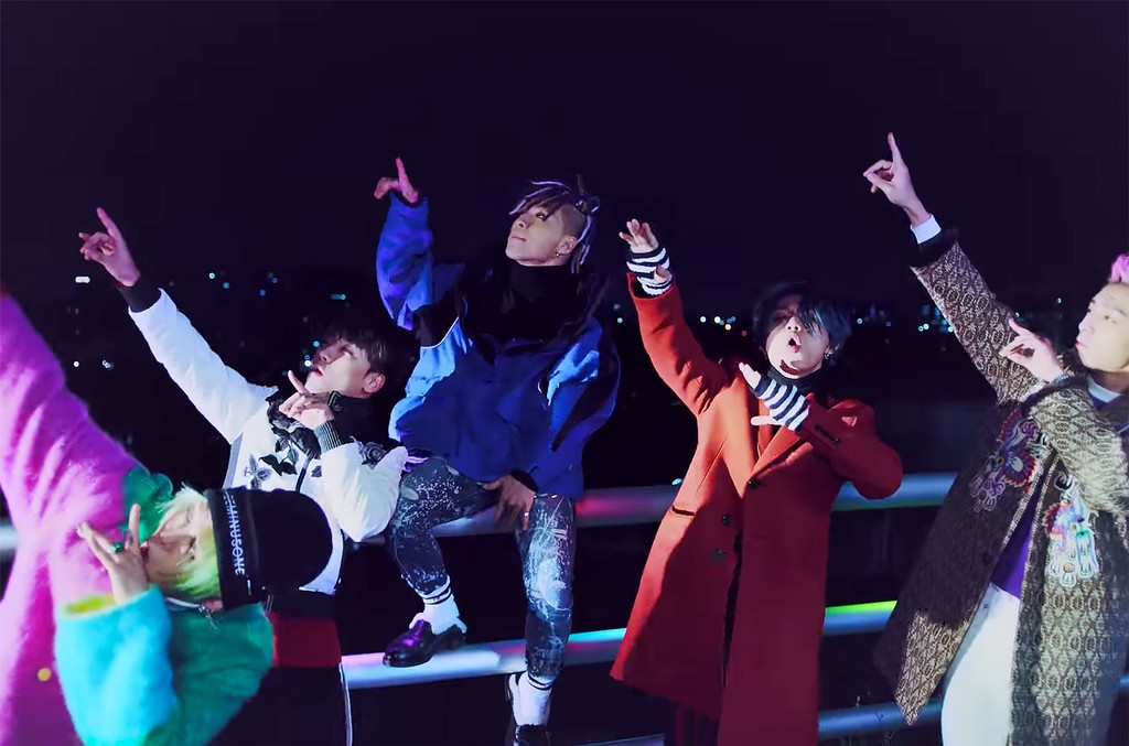 "BIGBANG, ""Fxxk It"""