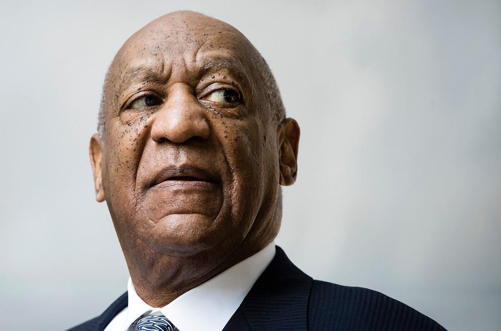 Bill Cosby, 2017