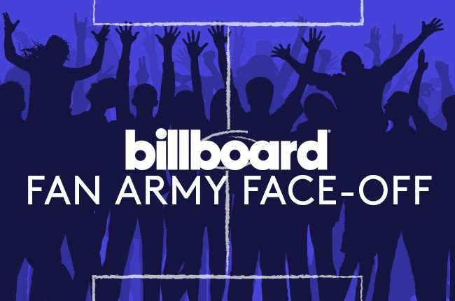 Billboard 2014 Fan Army Face Off