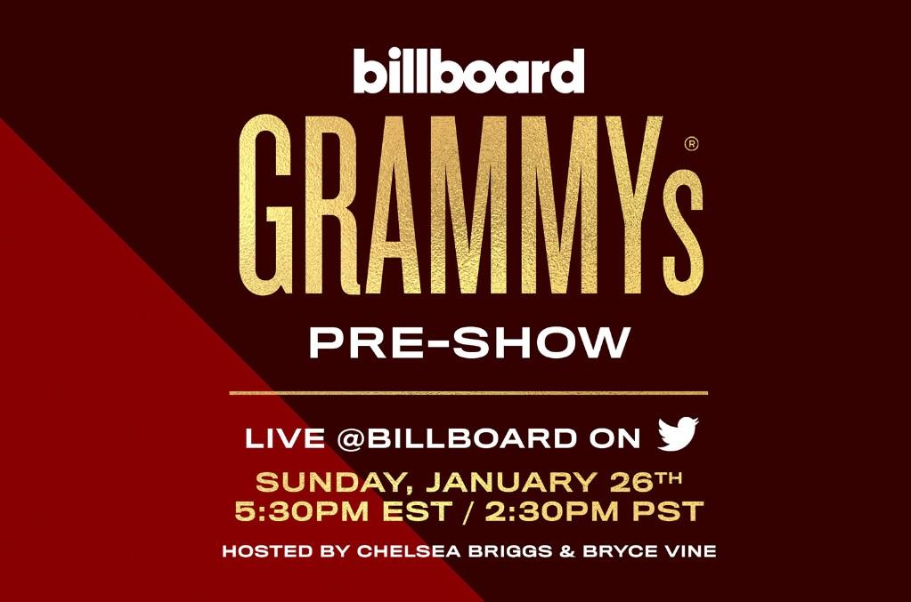 Billboard Grammys