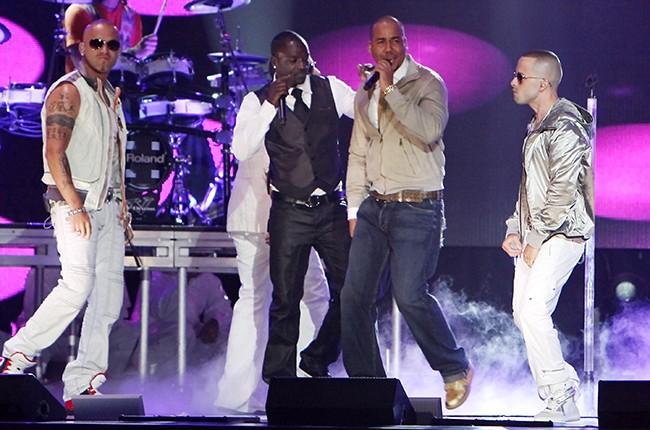 Akon Winsin & Yandel