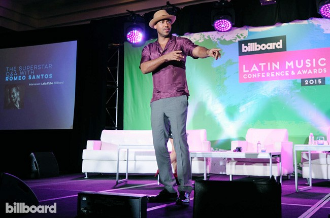 Billboard Latin Music Conference 2015 Day 3