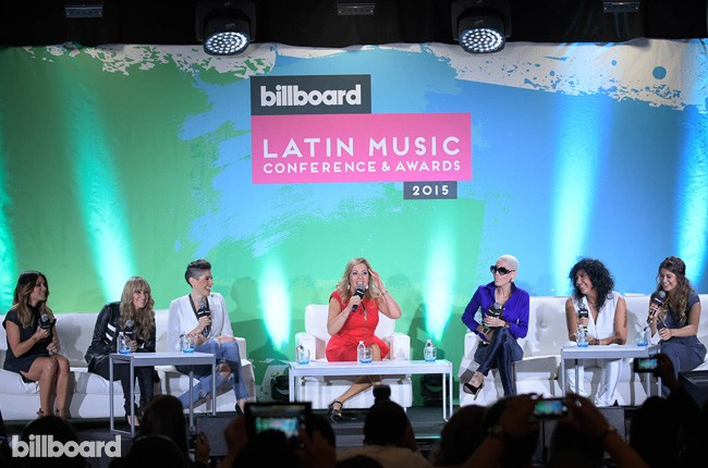 Billboard Latin Music Conference 2015