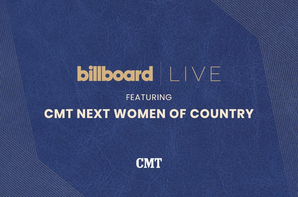 billboard cmt women of country