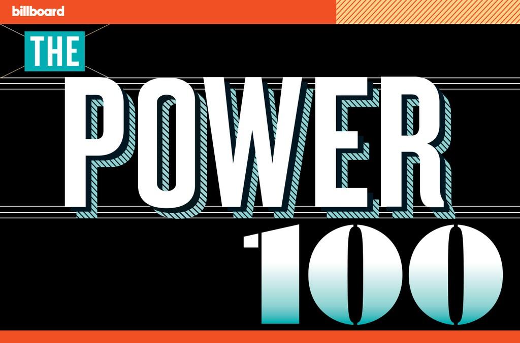 Billboard's 2016 Power 100 List
