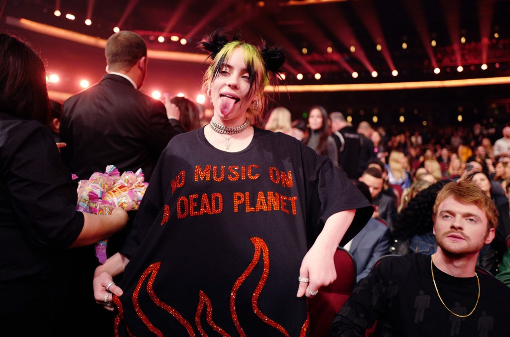 Billie Eilish, American Music Awards