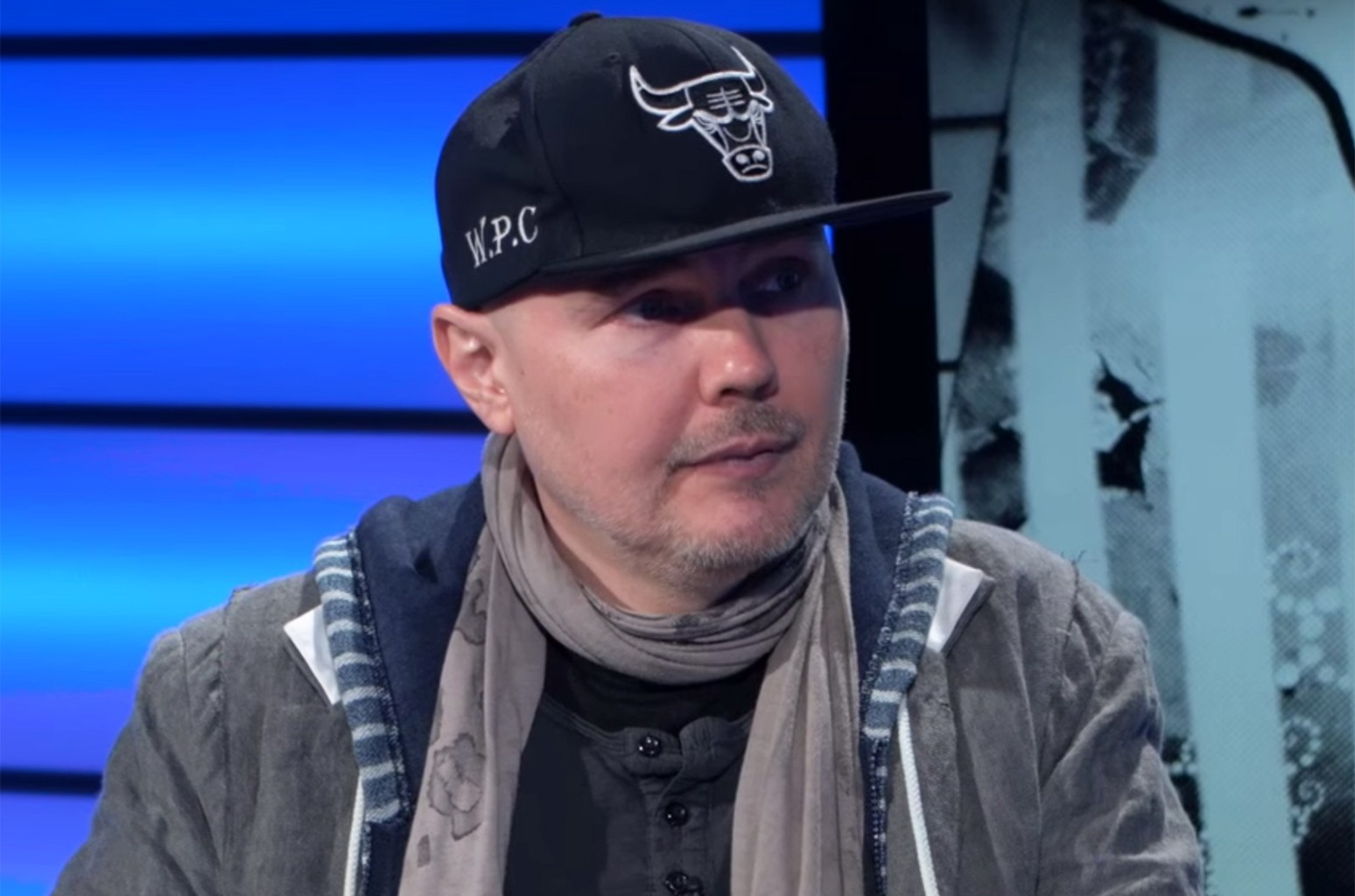 Billy Corgan Links Bernie Sanders to Chairman Mao, Hates on Donald Trump Protesters