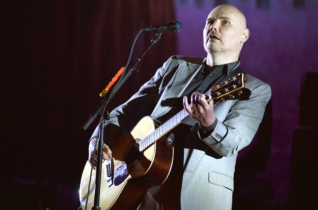 Billy COrgan Smashing Pumpkins