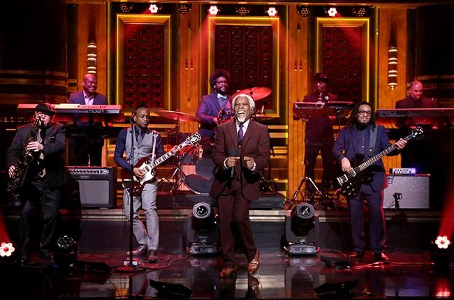 Billy Ocean The Tonight Show Starring Jimmy Fallon