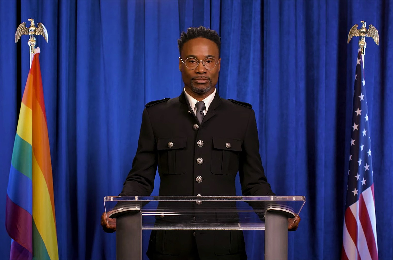Billy Porter State of the Union