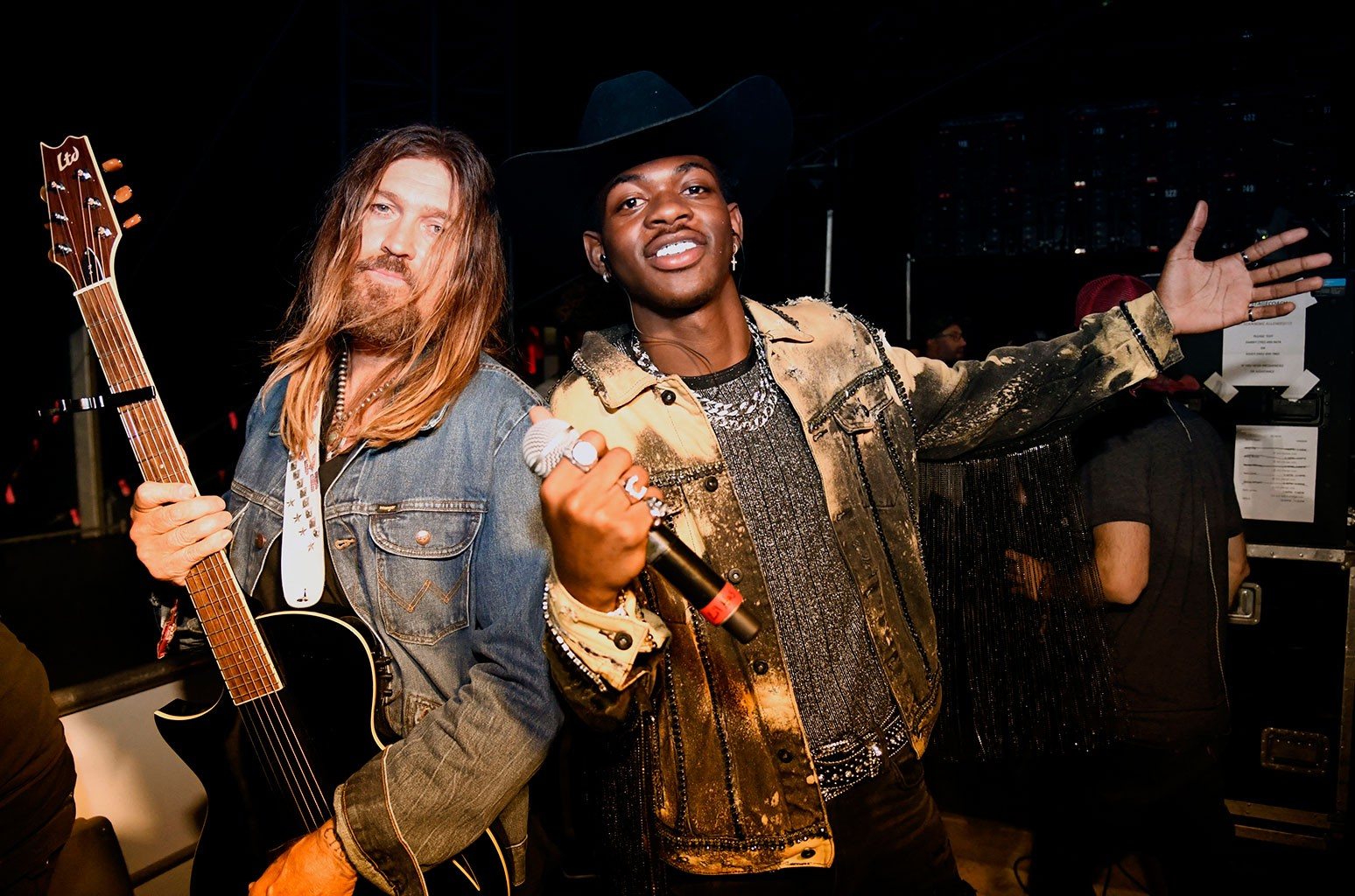 Billy Ray Cyrus Lil Nas X