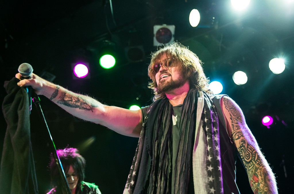 Billy Ray Cyrus, 2013