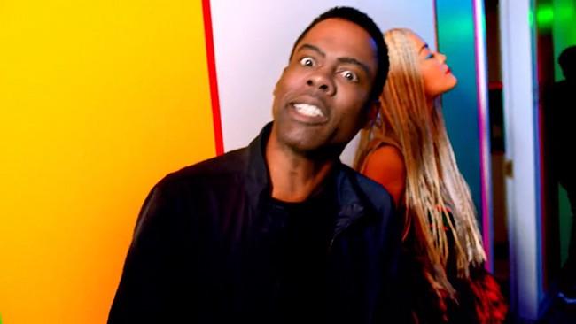 """Bitch I'm Madonna"" music video 2015 Chris Rock"