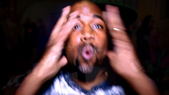 """Bitch I'm Madonna"" music video 2015 Kanye"