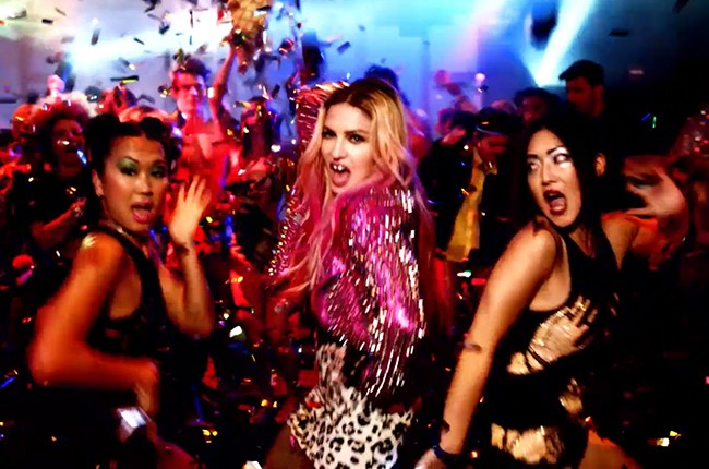"""Bitch I'm Madonna"""