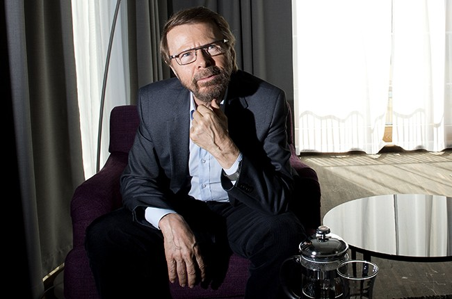 Bjorn Kristian Ulvaeus