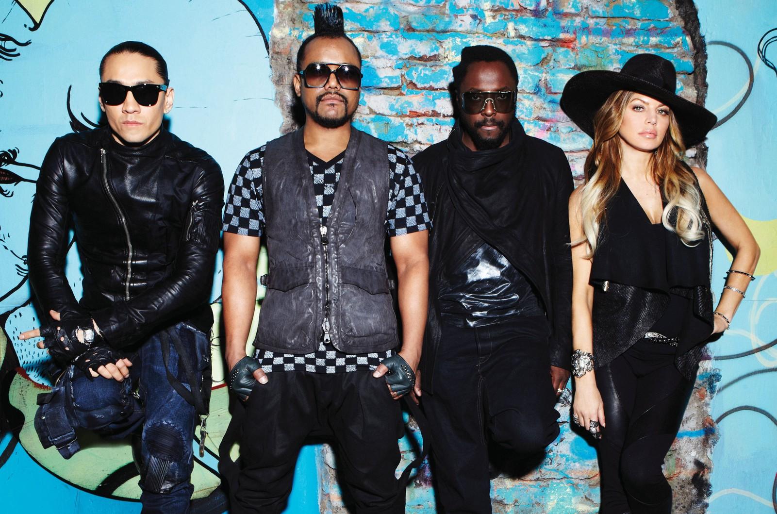 The Black Eyed Peas, 2011.
