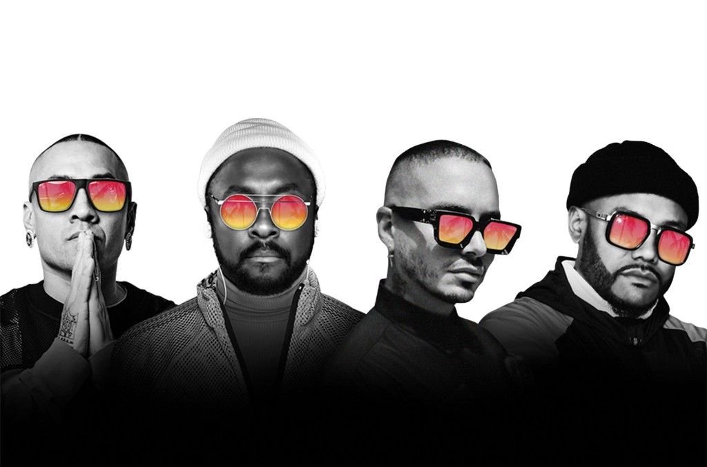 Black Eyed Peas and J Balvin