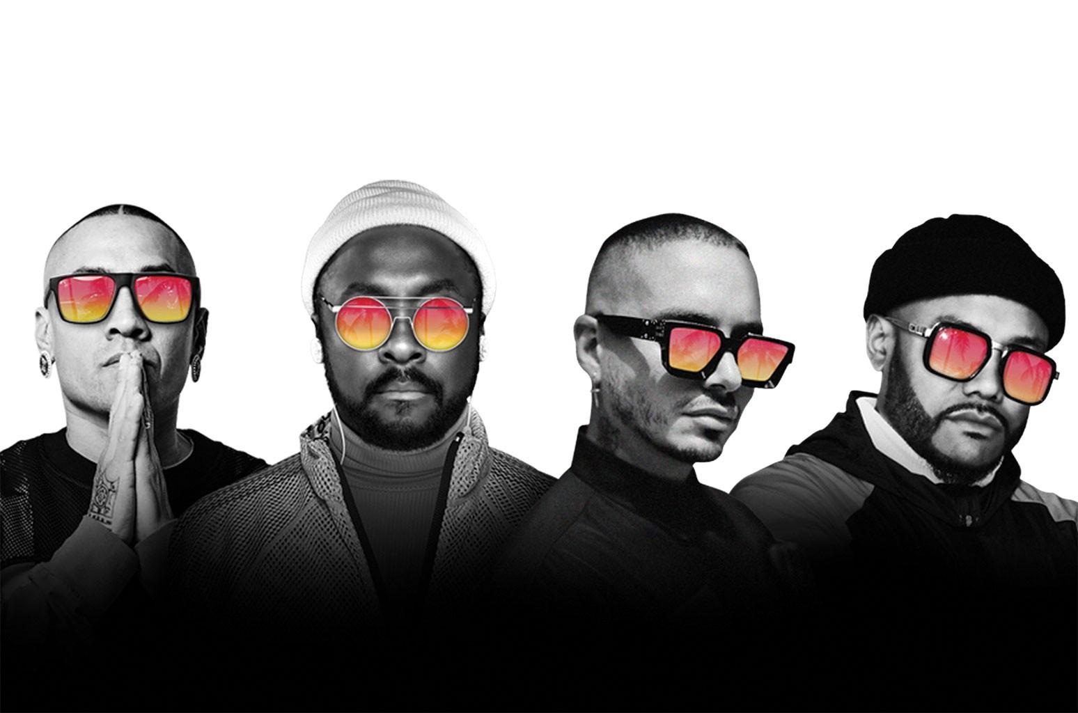 Black Eyed Peas and J Balvin