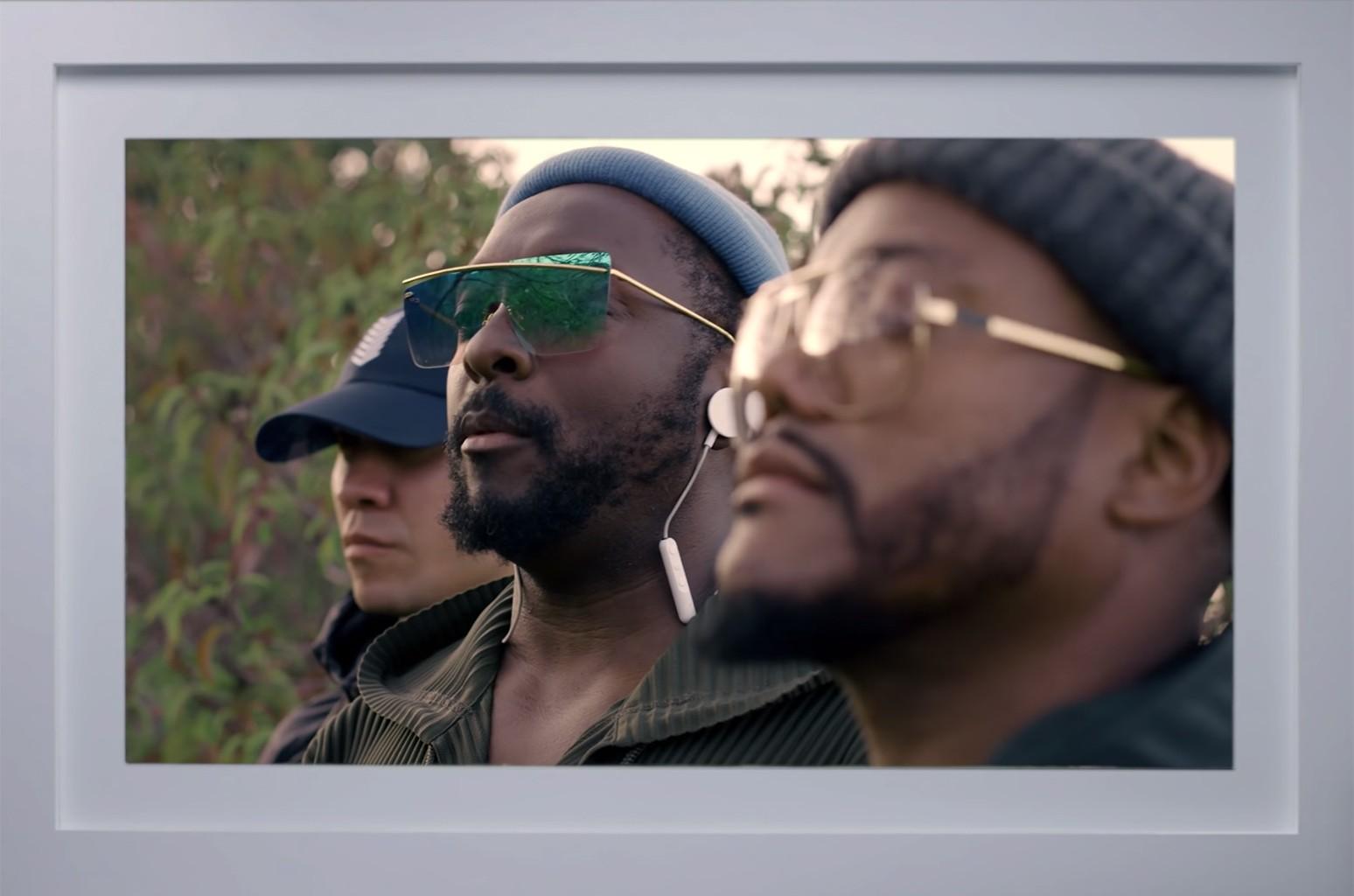 "Black Eyed Peas, ""Vibrations Pt. 1 Pt. 2"""